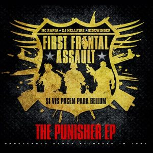 """FIRST FRONTAL ASSAULT – The Punisher 12LP"""""""