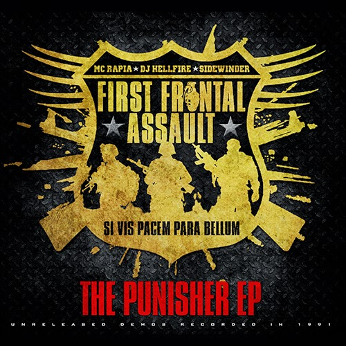 FIRST FRONTAL ASSAULT - The Punisher 12LP""