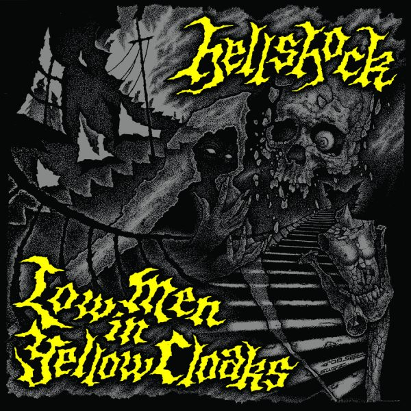 HELLSHOCK - Low Men In Yellow Cloaks EP