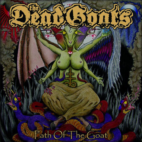 THE DEAD GOATS - Path Of The Goat LP