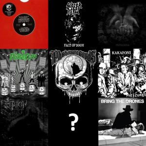 SPC015 Phobia Records 2015 EP Bundle - 8x EP