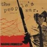 THE PEOPLES WAR - Making Enemies EP