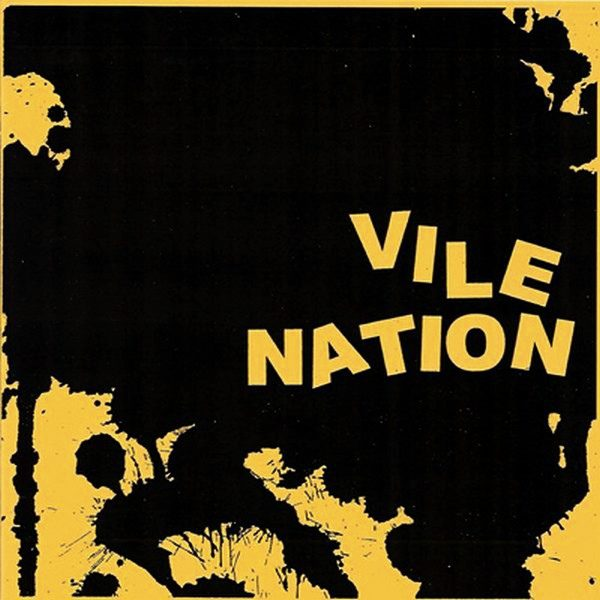 VILE NATION - s/t EP