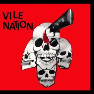 VILE NATION - Tight Leash EP