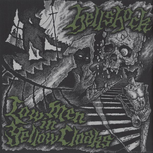 HELLSHOCK - Low Men In Yellow Cloaks EP (limitovaná edice)
