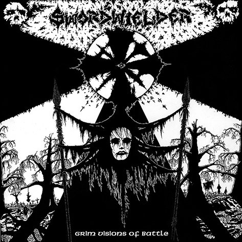 SWORDWIELDER - Grim Vision of Battle LP a CD
