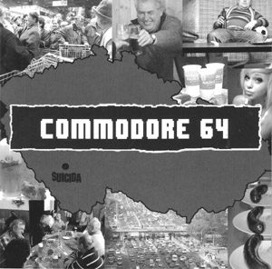 COMMODORE 64 / RESTRICTION split EP