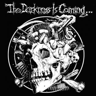 V/A DARKNESS IS COMING ... - compilation EP