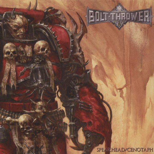BOLT THROWER - Cenotaph / Spearhead LP