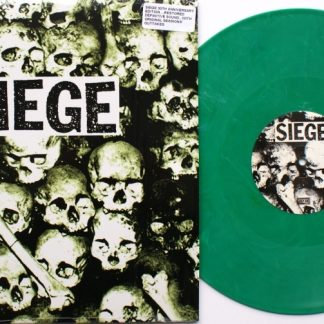 SIEGE - Drop Dead LP (30th Anniversary Edition)