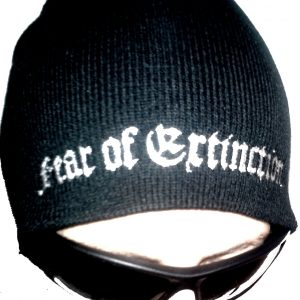 FEAR OF EXTINCTION - kulich / beanie