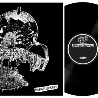 PR 103 SUFFER THE PAIN - Midnight Sacrifice LP (černý vinyl)