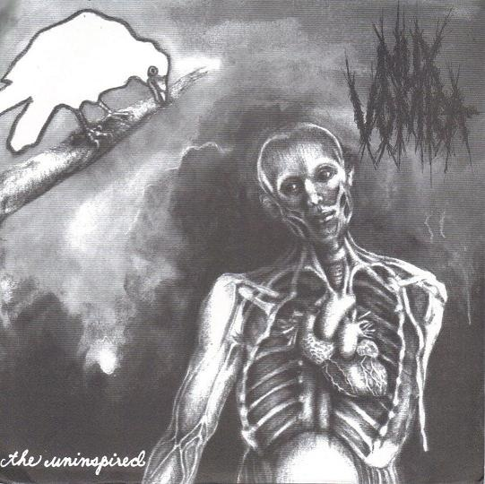 NUX VOMICA - The Uninspired EP