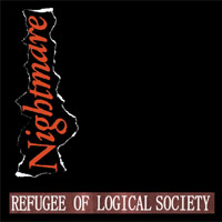 NIGHTMARE - Refugee of logical society EP