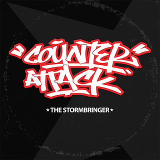 COUNTER ATTACK - The Stormbringer LP