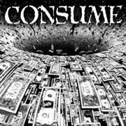 CONSUME - s/t EP