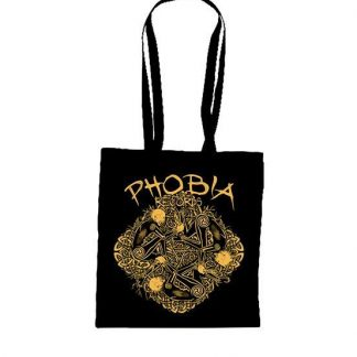 PHOBIA RECORDS taška 2016 - design Sean Fitzgerald