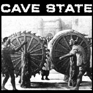 CAVE STATE - s/t EP
