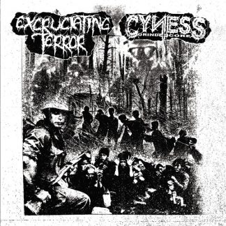EXCRUCIATING TERROR / CYNESS split EP