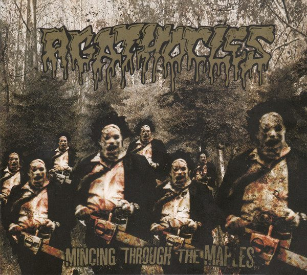AGATHOCLES - Mincing Through The Maples LP