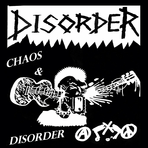 DISORDER / AGATHOCLES split LP