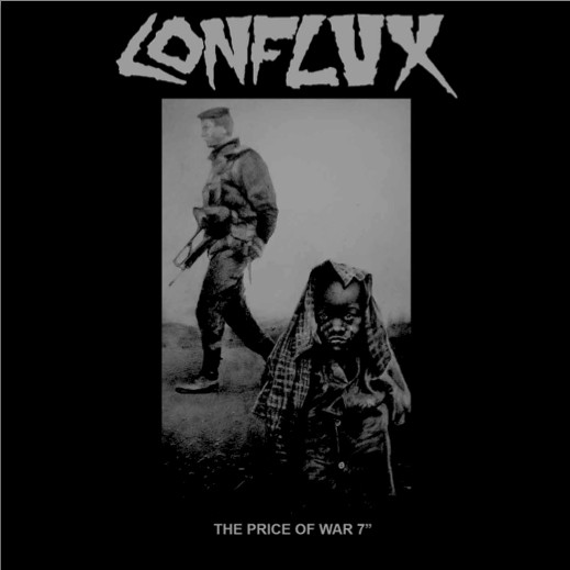 CONFLUX - The Price Of War EP