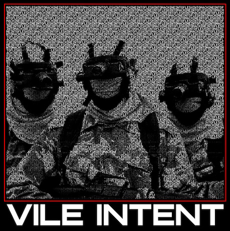 VILE INTENT - Machine Into Flesh LP