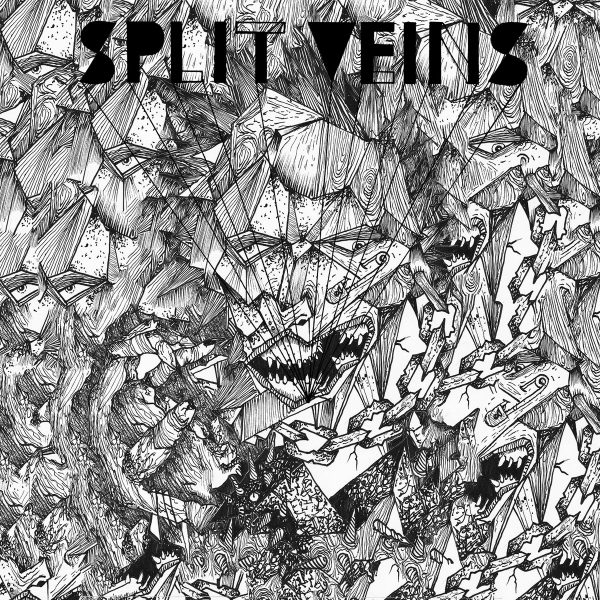 SPLIT VEINS - s/t LP