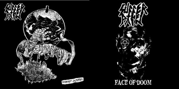 SUFFER THE PAIN LP & 7EP - set / bundle""
