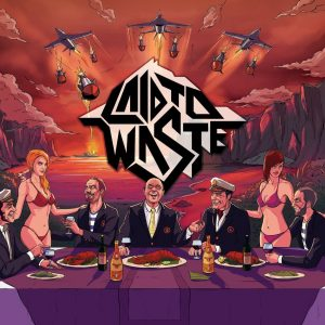 LAID TO WASTE - Counterattack LP
