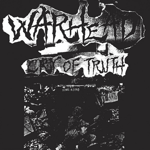 WARHEAD - Cry Of Truth EP