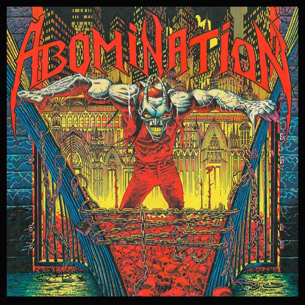 ABOMINATION - s/t LP