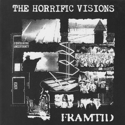 FRAMTID - The Horrific Visions EP (EU press)