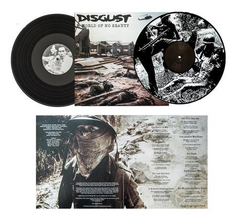 DISGUST - A World Of Ne Beauty 2xLP