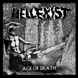 MUTABO / HELLEXIST split LP