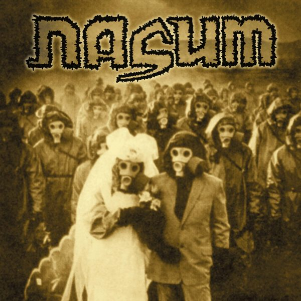 NASUM - Inhale / Exhale LP