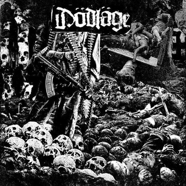 DÖDLÄGE - s/t EP
