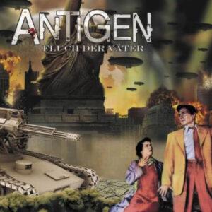 ANTIGEN – Fluch Der Väter LP