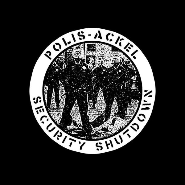 POLIS-ÄCKEL - Security Shutdown EP