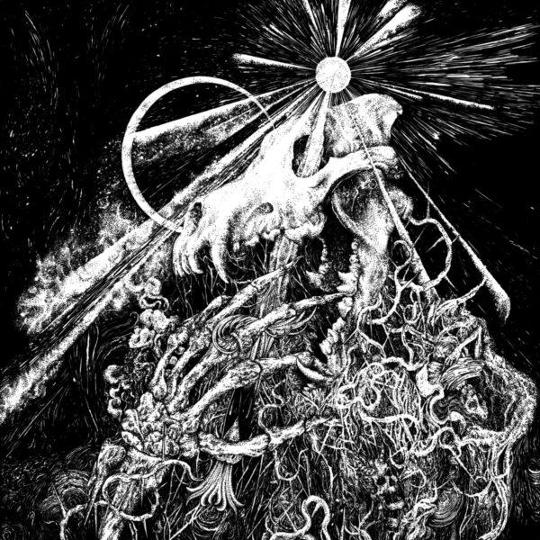 CEREMENTED - Chaos Mongering Degradation / Unbound Horror LP