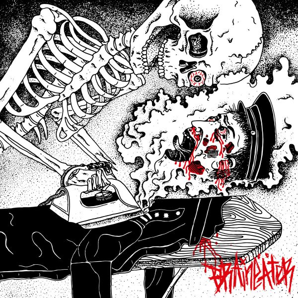 BRAINEATER - s/t LP