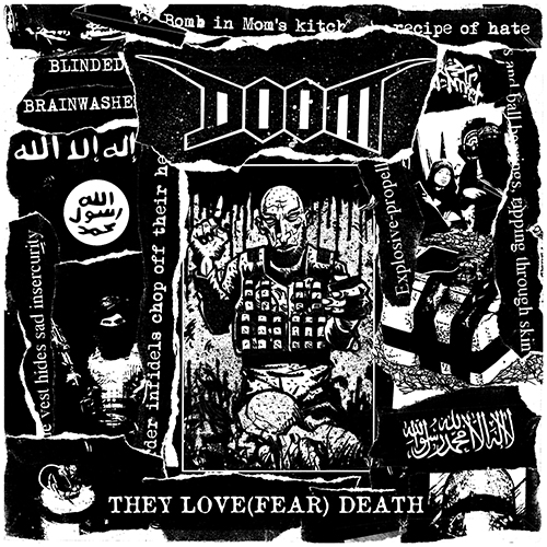 DOOM / ELECTROZOMBIES split EP