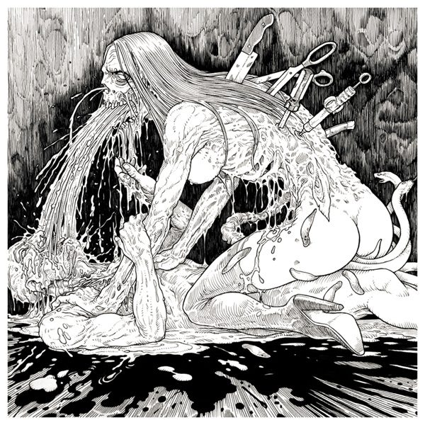 NEKROFILTH / BUTCHER ABC split EP