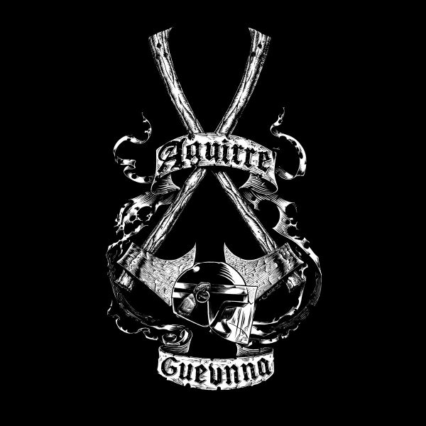 AGUIRRE / GUEVNNA split LP