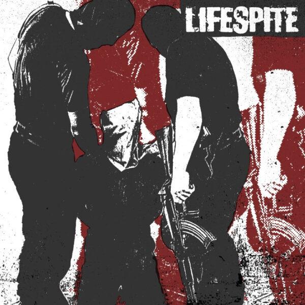 LIFESPITE - s/t EP