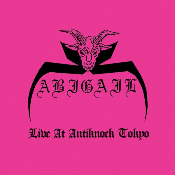 ABIGAIL - Live At Antiknock Tokyo flexi EP