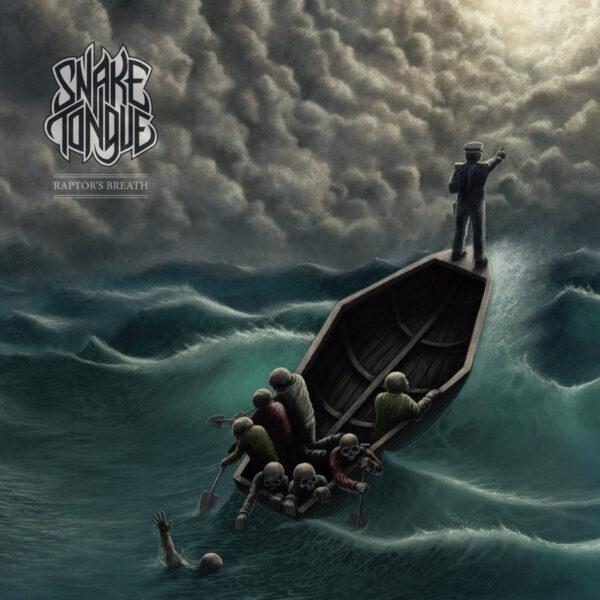 SNAKE TONGUE - Raptor's Breath LP