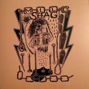 MILD SHAG – s/t EP