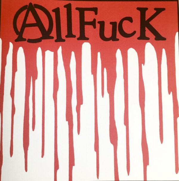 ALLFUCK - s/t EP