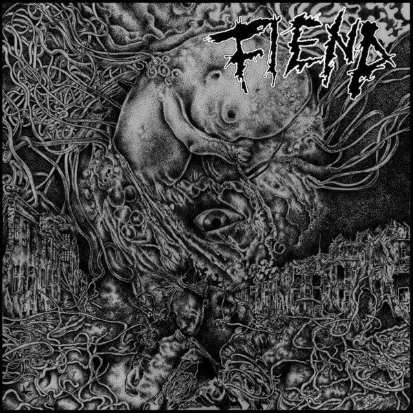 SUFFERING MIND / FIEND split EP